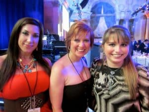 Bravo TV NJ Housewives Jaqueline Laurita, Caroline Manzo and Haley Moss