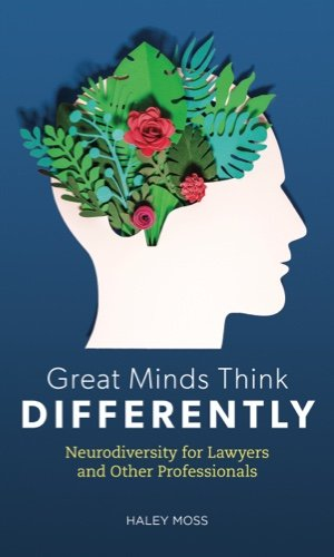 Image of the book cover of Great Minds Think Differently