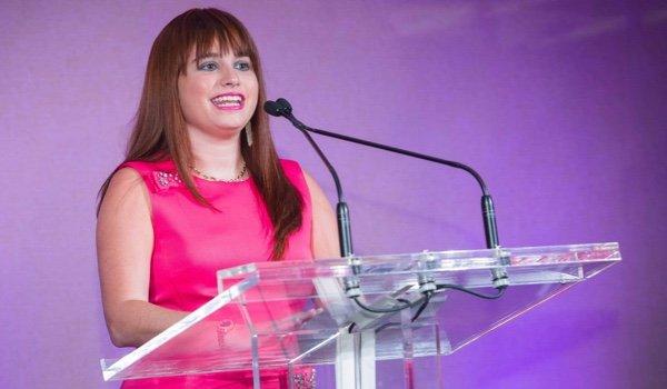 Haley Moss Speaking 2018 Gala